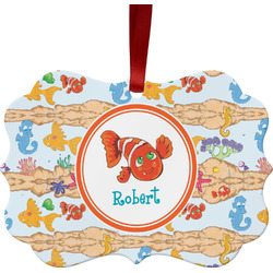Under the Sea Ornament (Personalized)