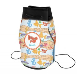 Under the Sea Neoprene Drawstring Backpack (Personalized)