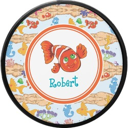 Under the Sea Round Trailer Hitch Cover (Personalized)