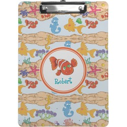 Under the Sea Clipboard (Personalized)