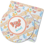 Under the Sea Rubber Backed Coaster (Personalized)
