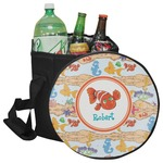 Under the Sea Collapsible Cooler & Seat (Personalized)