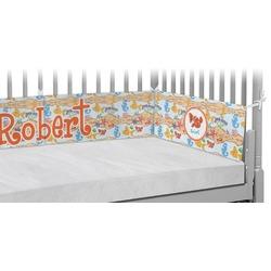 Under the Sea Crib Bumper Pads (Personalized)