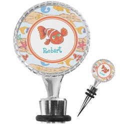 Under the Sea Wine Bottle Stopper (Personalized)