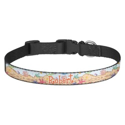 Under the Sea Dog Collar (Personalized)