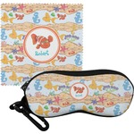 Under the Sea Eyeglass Case & Cloth (Personalized)