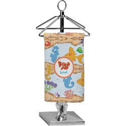 Under the Sea Finger Tip Towel - Full Print (Personalized)