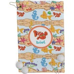 Under the Sea Golf Towel - Full Print (Personalized)