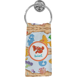 Under the Sea Hand Towel - Full Print (Personalized)