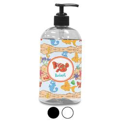 Under the Sea Plastic Soap / Lotion Dispenser (Personalized)