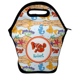 Under the Sea Lunch Bag w/ Name or Text
