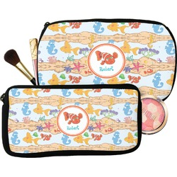 Under the Sea Makeup / Cosmetic Bag (Personalized)