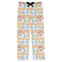 Under the Sea Mens Pajama Pants (Personalized)