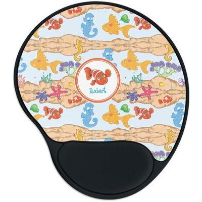Under the Sea Mouse Pad with Wrist Support