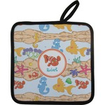 Under the Sea Pot Holder (Personalized)