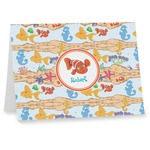 Under the Sea Note cards (Personalized)