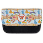 Under the Sea Canvas Pencil Case w/ Name or Text