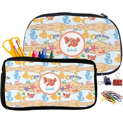Under the Sea Pencil / School Supplies Bag (Personalized)