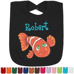 Under the Sea Baby Bib - 14 Bib Colors (Personalized)
