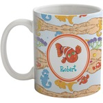 Under the Sea Coffee Mug (Personalized)