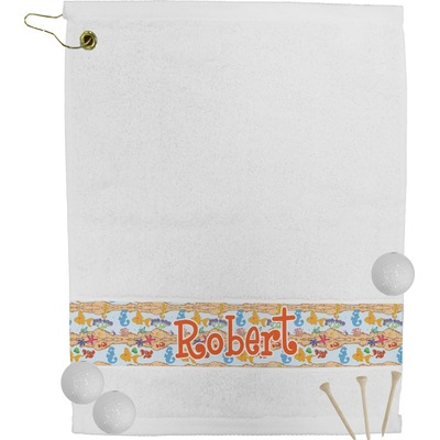 Under the Sea Golf Towel (Personalized)
