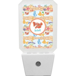 Under the Sea Night Light (Personalized)