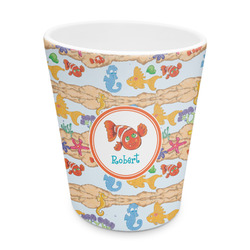 Under the Sea Plastic Tumbler 6oz (Personalized)