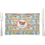 Under the Sea Rectangular Dinner Plate (Personalized)