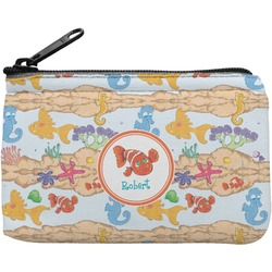 Under the Sea Rectangular Coin Purse (Personalized)