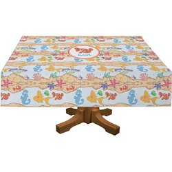 Under the Sea Rectangle Tablecloth (Personalized)