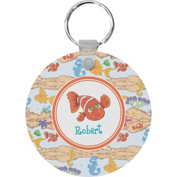 Under the Sea Keychains - FRP (Personalized)