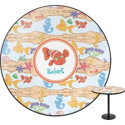 Under the Sea Round Table (Personalized)