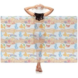 Under the Sea Sheer Sarong (Personalized)