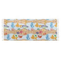 Under the Sea Faux Pashmina Scarf (Personalized)
