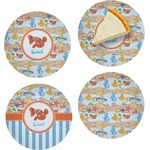 Under the Sea Set of Appetizer / Dessert Plates (Personalized)