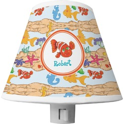Under the Sea Shade Night Light (Personalized)