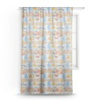 Under the Sea Sheer Curtains (Personalized)