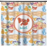 Under the Sea Shower Curtain (Personalized)