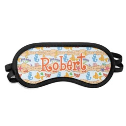 Under the Sea Sleeping Eye Mask (Personalized)