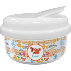 Under the Sea Snack Container (Personalized)