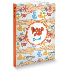 Under the Sea Softbound Notebook (Personalized)