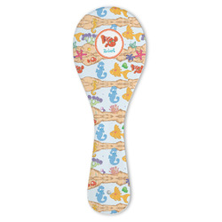 Under the Sea Ceramic Spoon Rest (Personalized)