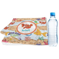 Under the Sea Sports & Fitness Towel (Personalized)