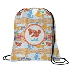 Under the Sea Drawstring Backpack (Personalized)