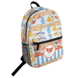 Under the Sea Student Backpack (Personalized)