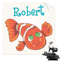 Under the Sea Sublimation Transfer (Personalized)