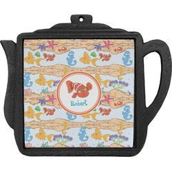Under the Sea Teapot Trivet (Personalized)
