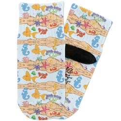 Under the Sea Toddler Ankle Socks (Personalized)