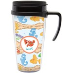 Under the Sea Travel Mug with Handle (Personalized)