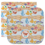 Under the Sea Facecloth / Wash Cloth (Personalized)